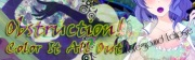 Obstruction! Color It All Out-bn